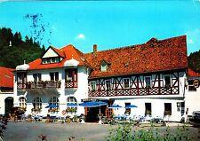 Luftkurort Wirsberg , Hotel Post , Ansichtskarte , 1974 gelaufen