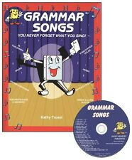 Grammar Songs Audio CD Audio Memory NEW