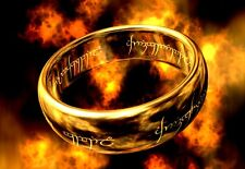 Lord of The Rings LOTR Frodo Movie Collectible Very Rare Ring