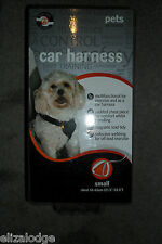 "Pets at Home Premium 2 in 1 Exercise and Car Harness Small 55-65cm (21.5""-25.5"")"