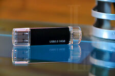 NEW 16GB OTG Dual USB Micro USB Flash Drive for PC/Phone - Shipped from USA!