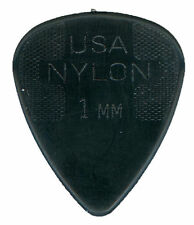 Jim Dunlop Nylon Guitar Picks - 1.0mm Gauge12 Pack