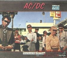 AC/DC DIRTY DEEDS DONE CD DELUXE DIGIPACK REMASTERED