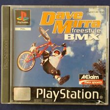 Ps1-playstation ► Dave Mirra Freestyle BMX ◄