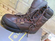 NEW LACROSSE BIG COUNTRY SCENT HD LEATHER BOOTS MENS 8W WATERPROOF SCENT BARRIER
