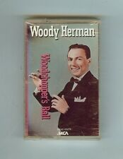 Woody Herman - Woodchopper's Ball - CASSETTE - NEW