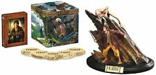 The Hobbit: The unexpected Journey Extended 3D Bluray + WETA Statue GERMAN NEW