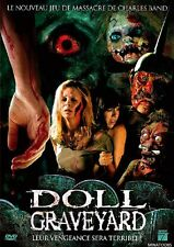 DVD...DOLL GRAVEYARD, Leur Vengeance Sera Terrible..C.BAND / S.SEYMOUR...NEUF