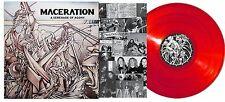 MACERATION - A Serenade Of Agony The Grotesque Carnage Edge Of Sanity Epitaph
