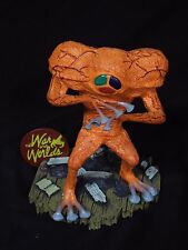 WAR OF THE WORLDS MARTIAN SOLID RESIN MODEL-BUILT AND READY TO SHIP