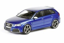 1/43 AUDI RS3 Sportback sepangblau Blue Schuco Limited Edition 500 resin model