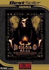 Diablo 2 Addon Lord of Destruction * Deutsch como nuevo