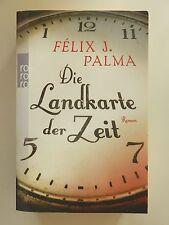 Felix J Palma Die Landkarte der Zeit Fantasy Roman rororo Verlag