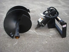"""Bobcat Skid Steer Attachment - Lowe BP210 Round Auger with 30"""" Bit - Ship $199"""