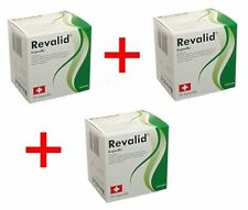 REVALID 270 Caps HAIR LOSS TREATMENT and reconstruction nails For Men & Women