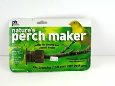 Prevue Pet Products 390 Nature's Perch Maker Bird Cages Use Branches from Yard