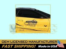 2002 Trans Am Collectors Edition Daytona 500 Pace Car Door Decals Stripes Kit