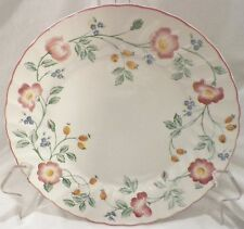 Churchill Fine English Tableware Briar Rose Pattern Dinner Plate