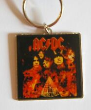 Porte clef AC/DC Highway to hell Metal NEUF