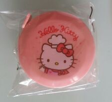 Sanrio Hello Kitty Retractable Measuring Tape Measure Portable Ruler Sewing NEW