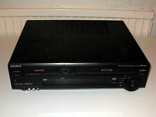 Sony SLV-T2000 Hi8 / VHS Combi Video Cassette Recorder VCR
