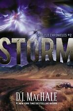Storm: The SYLO Chronicles #2-ExLibrary