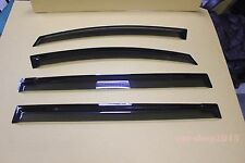 Mazda 5 Mazda5 2006-2010 Window Visor Vent Sun Shade Rain Guard 4pcs