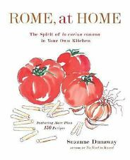 Rome, At Home: The Spirit of La Cucina Romana in Your Own Kitchen 8-1013B