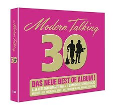 MODERN TALKING - 30 2 CD NEU