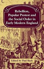 Past and Present Publications: Rebellion, Popular Protest and the Social...