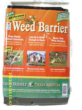 Easy Gardener All Purpose Weed Barrier 4 x 8