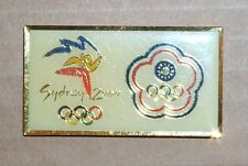 Sydney 2000 Olympic Games Chinese Taipei NOC pin