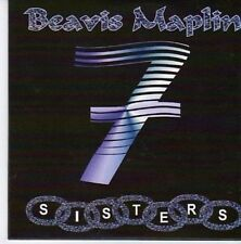 (CE424) Beavis Maplin, 7 Sisters - 2011 DJ CD
