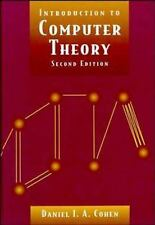 FAST SHIP - COHEN 2e Introduction to Computer Theory                         W18
