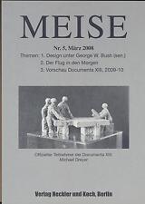 Verlag Heckler und Koch: Meise Nr. 5 (ua Design unter George W. Bush - 2008)