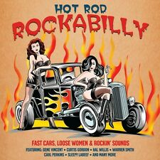 V.A.* Hot Rod Rockabilly 2-CD Neu*Gene Vincent*Curtis Gordon*Carl Perkins*