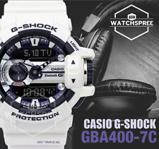 Casio G-Shock G'MIX Bluetooth Smart Series Watch GBA400-7C