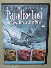 PARADISE LOST The Life & Times of John Milton DVD 2007 Documentary
