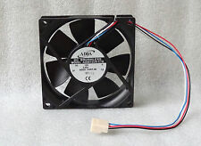 "NEW ADDA 80mm x 20mm Slim CPU Fan 4 Pin PWM 8"" Wires AD0812UB-C7B"