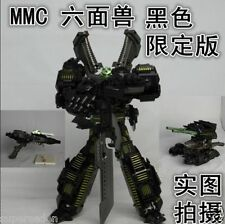 MMC TRANSFORMERS TERMINUS HEXATRON SIXSHOT BLACK EXCLUSIVE VER IN STOCK