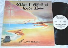 DELPHA & THE WITNESSES *When I Think of Gods Love XIAN AFRO ROCKABILLY SOUL JAZZ