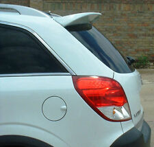 FITS SATURN VUE 2008-2010 BOLT-ON REAR TRUNK SPOILER - UNPAINTED