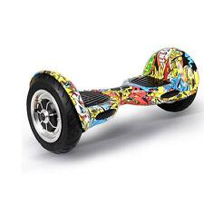 C10 – self Balance scooter puse e-scooter eléctrico Board-grafiti amarillo