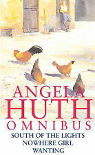 """South of the Lights: WITH Nowhere Girl AND Wanting Angela Huth """"AS NEW"""" Book"""