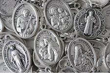 BIG Catholic Italian Medal Lot - 100 Medals - FREE SHIPPING from US Seller