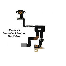 *NEW* Replacement iPhone 4S On/Off Power/Lock Button/Switch Flex with Mic Repair