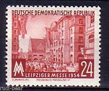 DDR Nr.   433 **  Leipziger Herbstmesse