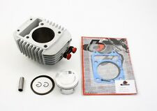 Honda Grom 125 186cc Big Bore Kit 64mm Cylinder Piston Gasket kit & Fuel Control