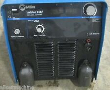 Miller Invision MIG Welder - Used - AM15415