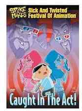 Spike And Mikes Sick And Twisted Festival Of Animation - Caught In The Act (DVD,
